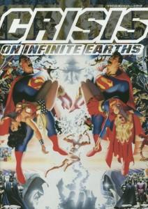 CRISIS DC COMICS