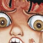 漫画『不気田くん』~犬木加奈子先生の絵が何もかもヤバい…!