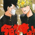 漫画「今日から俺は!!」の二人の主人公が魅力的
