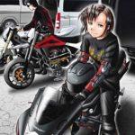 『MOTOジム!』バイク初心者さん必読!ジムカーナ知識系漫画